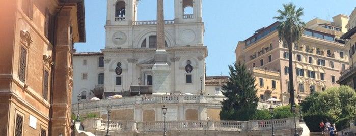 Scalinata di Trinità dei Monti is one of Roma.
