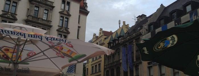 Ayinger am Platzl - Speisen und Trank is one of Munich places to go.