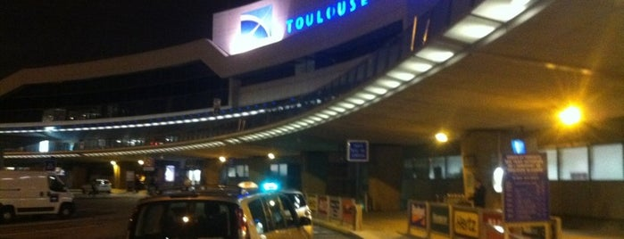 Aéroport Toulouse-Blagnac (TLS) is one of Visited Airports around the world.