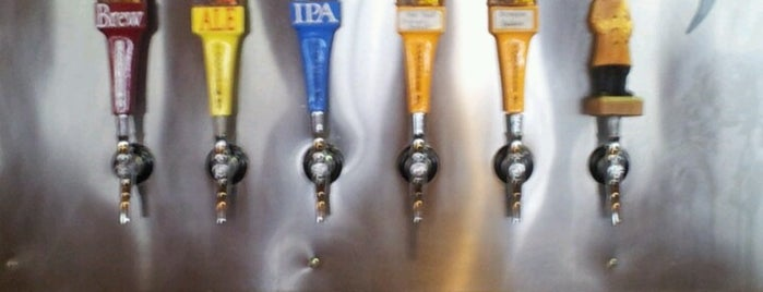 Cape Ann Brewing Company is one of Boston.