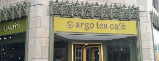 Argo Tea is one of Alex's Picks for Chicgao.