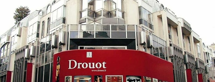 Hôtel des Ventes Drouot is one of Paris.