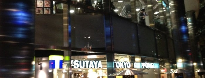 Tsutaya Books is one of TOKYO ShoppingSpot.