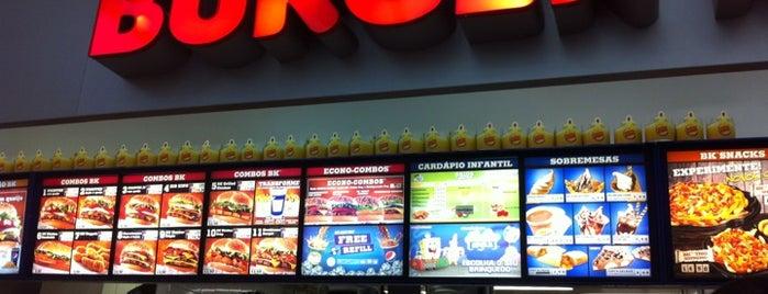 Burger King is one of Lieux qui ont plu à Jackeline.