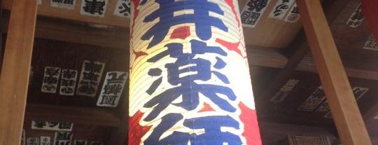新井薬師 (新井山 梅照院 薬王寺) is one of Find My Tokyo.