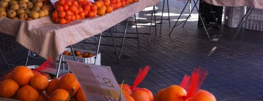 Fridays Farmers Market is one of halloween ladiez.