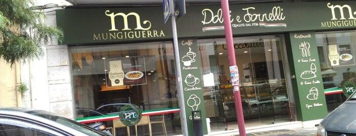 dolci  e fornelli Mungiguerra is one of Cibo.