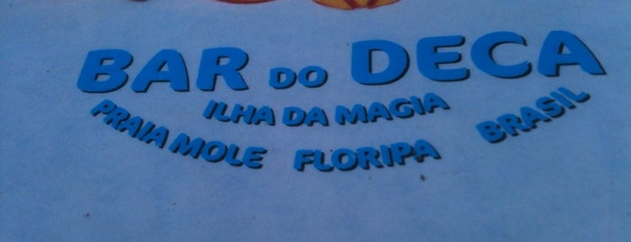 Bar do Deca is one of Restaurantes.