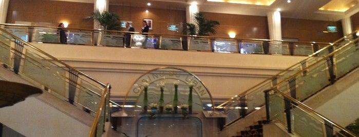 Casino Du Liban is one of Lebanon #4sqCities.