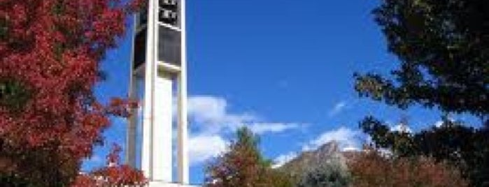 Brigham Young Üniversitesi is one of College Love - Which will we visit Fall 2012.
