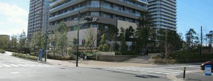 リエトコート武蔵小杉イーストタワー is one of 武蔵小杉再開発地区.
