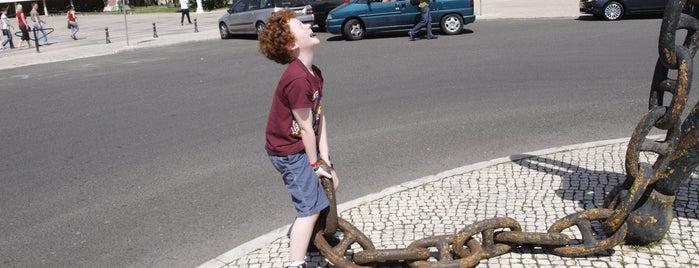 Museu da Marinha is one of A ir.