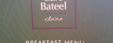 Café Bateel is one of Abu Dhabi & Dubai, United Arab emirates.