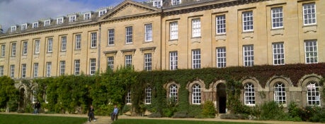 Worcester College is one of London Favorites.