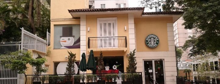Starbucks is one of Onde almoçar na Paulista.