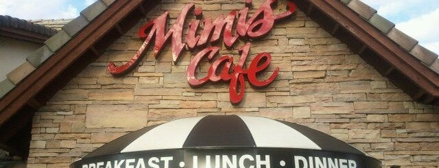 Mimi's Cafe is one of Food!.