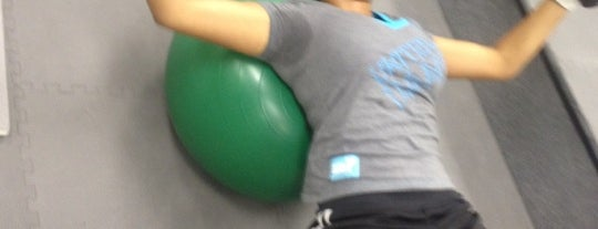 Edge Fitness is one of How to enjoy Warner Robins!.