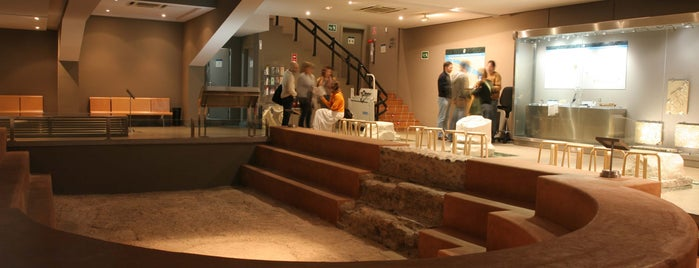Museo De Las Termas is one of Zaragoza en 72 horas // 72 hours in Zaragoza.