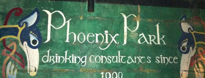 Phoenix Park is one of Upper East Side Bucket List.
