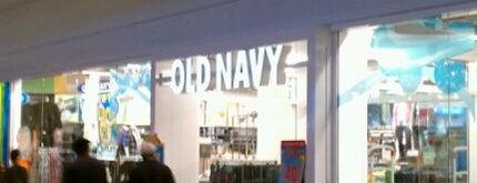 Old Navy is one of Tempat yang Disimpan Christi.
