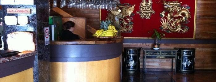 Restaurant Nan Fang is one of Locais salvos de Felipe.