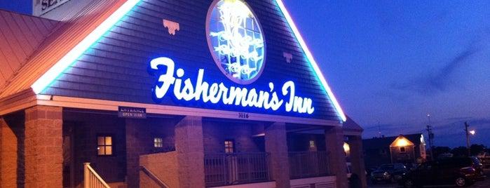 Fisherman's Inn is one of Tasteful Traveler : понравившиеся места.