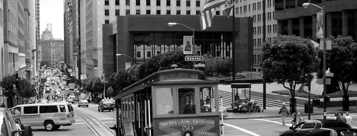 San Francisco Cable Car Museum is one of Science Around The Bay.