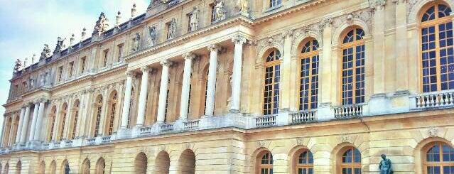 Palacio de Versalles is one of World Sites.