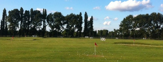 Dukes Meadows Golf & Tennis is one of Round of golf anyone?.