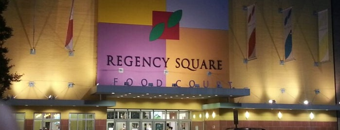 Regency Square is one of Mighty 님이 좋아한 장소.