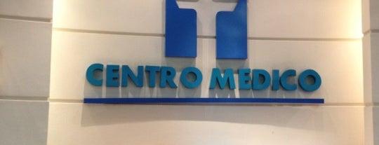 Centro Médico Alcántara is one of Danielaさんのお気に入りスポット.