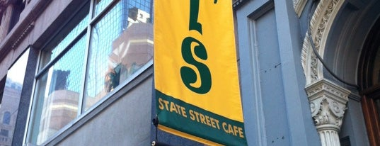 Al's State Street Cafe is one of Boston Favorites.