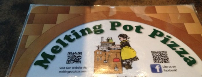 Melting Pot Pizza is one of Virginia.