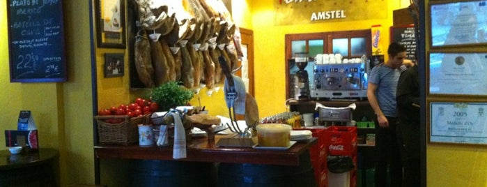 Toma Jamón is one of Promociones.