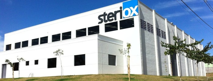 Steriox is one of Lugares favoritos de Augusto.