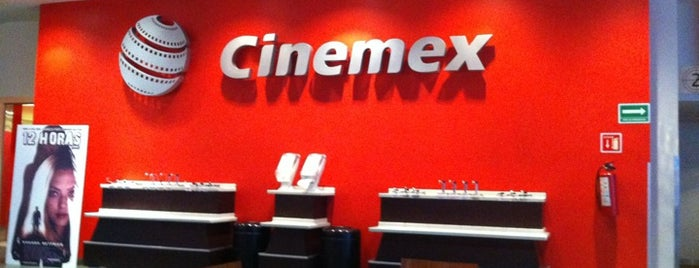 Cinemex is one of Lieux qui ont plu à FaBiOlA.