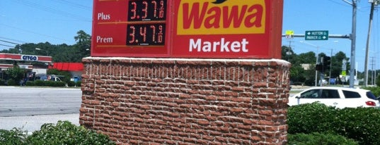 Wawa is one of Inez's Liked Places.