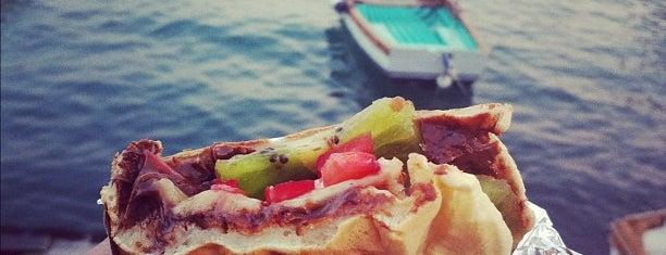 Ab'bas Waffle is one of İstanbul Yemek Turu :).