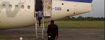 Kumasi Airport (KMS) is one of AIRPORT.