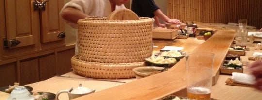 Sushi Tsu is one of Tokyo To Do.