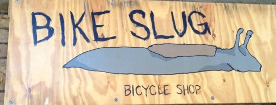 Bike Slug is one of Bedstuy/Cli Hi/Fort G Digs.