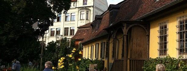 Goethe-Nationalmuseum mit Goethes Wohnhaus is one of Reisen auf den Spuren berühmter Liebespaare.