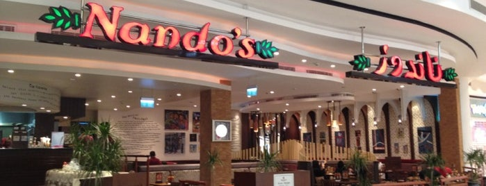 Nando's is one of 🇴🇲OMAN.