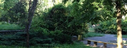 Parcul Botanic is one of Timisoara🇷🇴.