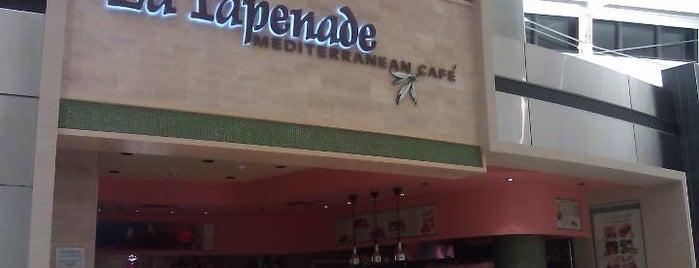 La Tapenade is one of EWR Terminal C.
