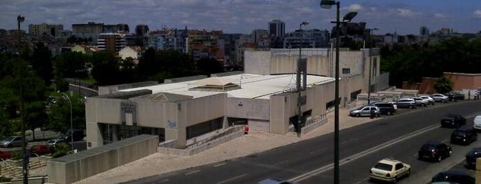 Teatro Aberto is one of Lx museus e jardins gratis.
