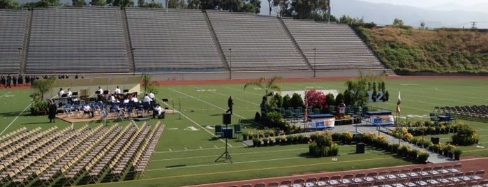 Citrus Stadium is one of Mo's Liked Places.