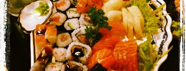 Matsuya Restaurante Japonês | 松屋すし is one of Priscila : понравившиеся места.