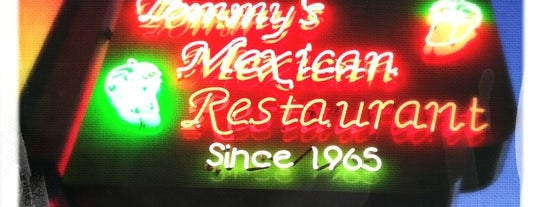 Tommy's Mexican Restaurant is one of San Francisco.
