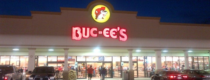 Buc-ee's is one of Wilさんのお気に入りスポット.